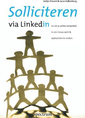 Boek Solliciteren via LinkedIn