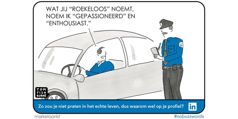 LinkedIn buzzwords NL2